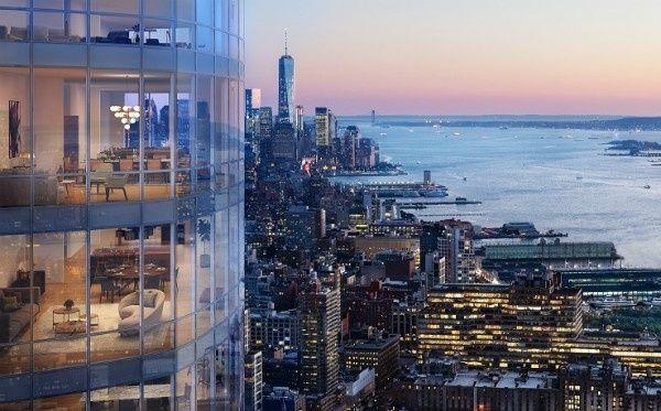15 Hudson Yards NY Appartementen te koop