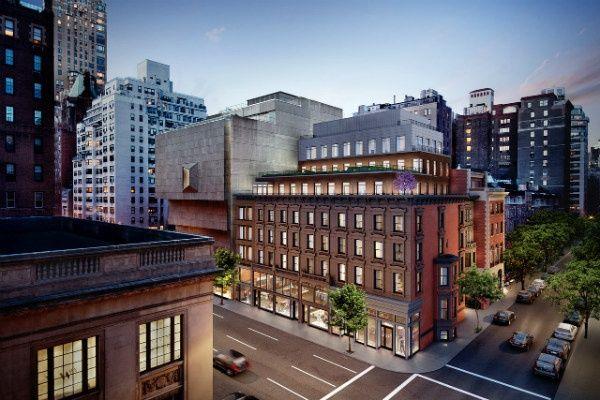 33 East 74 Straat luxe appartementen Upper East Side New York