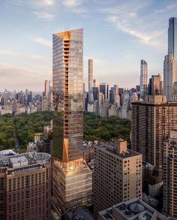 Upper West Side luxe appartementen te koop - 50 West 66 Straat
