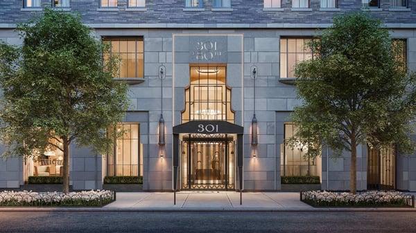 Upper East Side woningen te koop - Beckford House & Tower