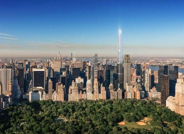 Central Park Tower Appartementen te koop