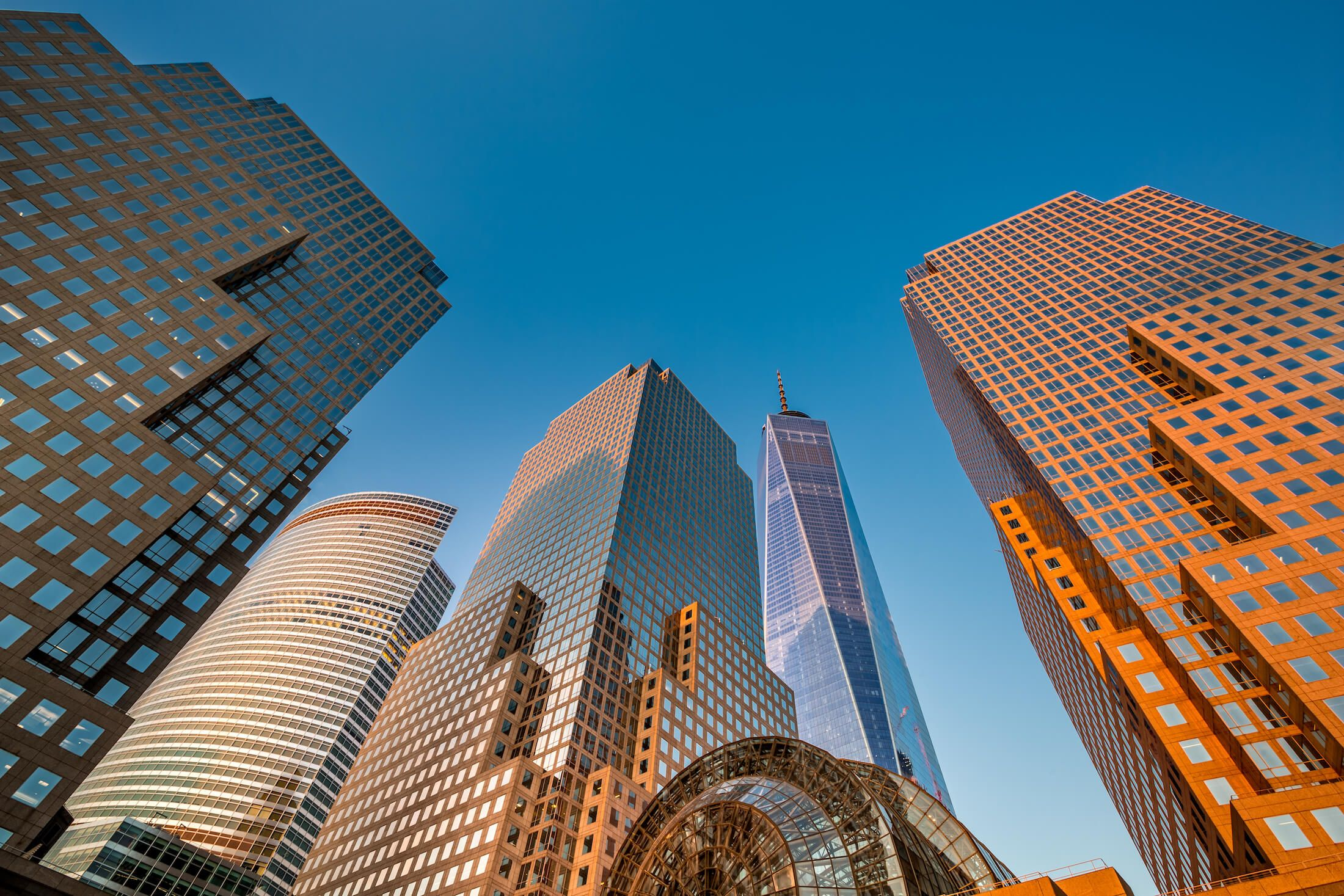 Financial District NY