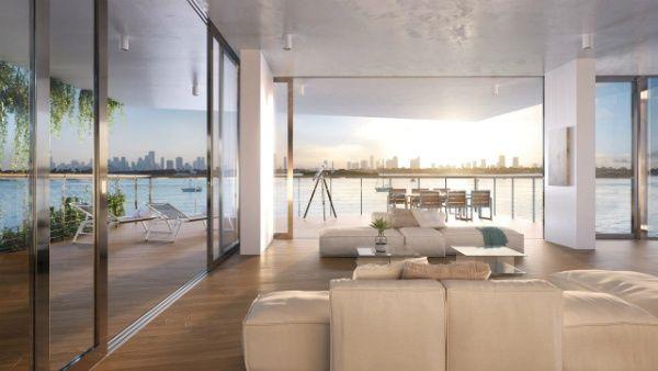 Monad Terrace Miami Condos te koop