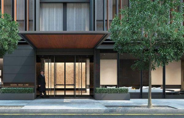 Soori High Line 522 West 29 Street NY - Hudson Yards Huizen te koop