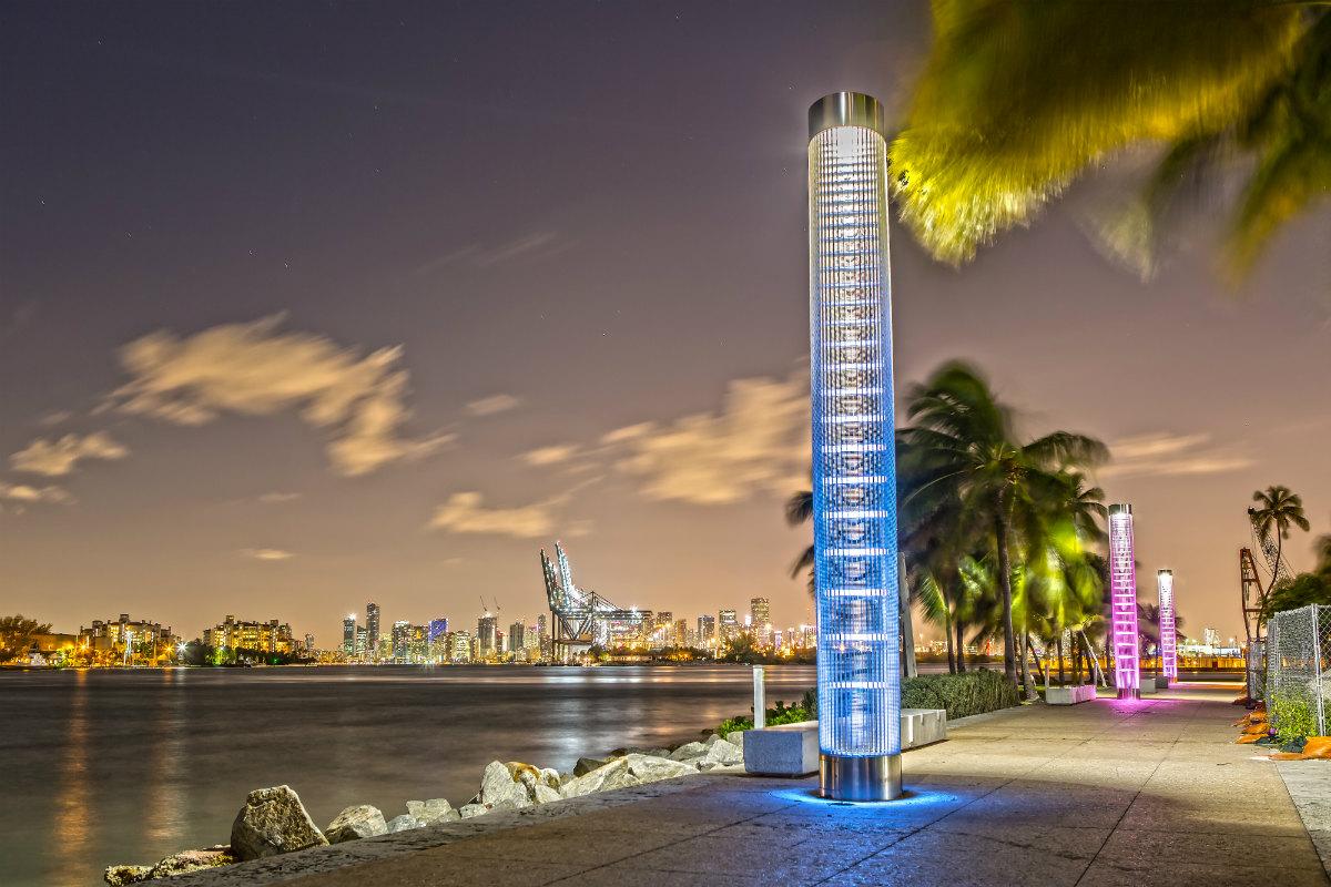 Zuid-Pointe Park Miami
