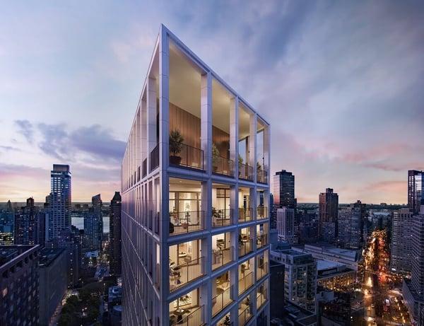 Manhattan appartementen te koop The Park Loggia - 15 West 61 Straat